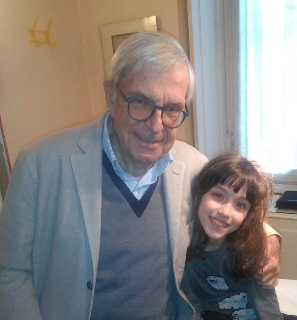 """Il dott. Gianni Vercellio e """"Marta"""""""